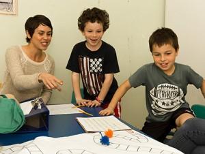 social thinking - peer to peer play