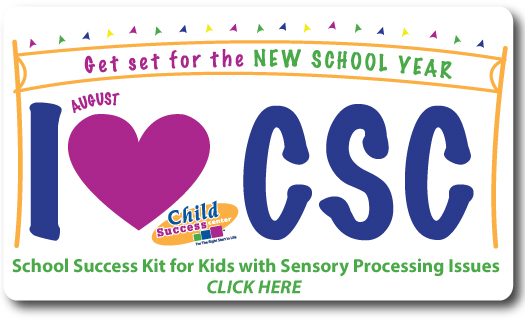 back to school sensory processing disorder