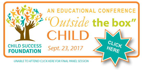 event update child success foundation outside the box