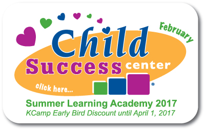 Child Success Center Occupational Therapy Speech Therapy Educational Therapy Physical Therapy Summer Programs Summer Camp Summer Reading KCamp Learning Academy