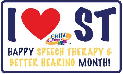 Child Success Center Speech Therapy