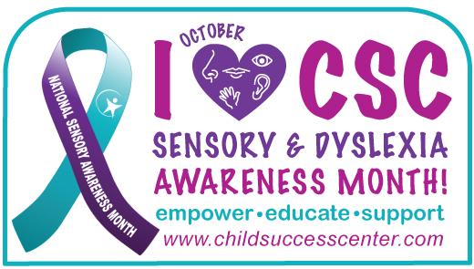 sensory processing & dyslexia help child success center santa monica