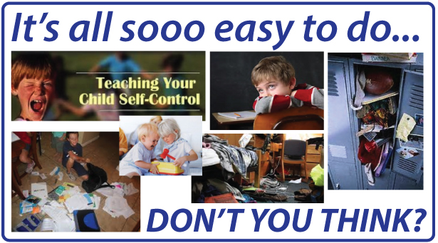 Executive Function - collage