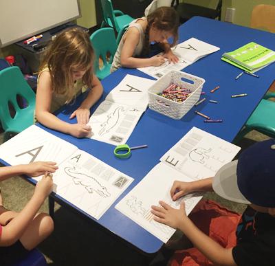 Kindergarten Readiness Camp