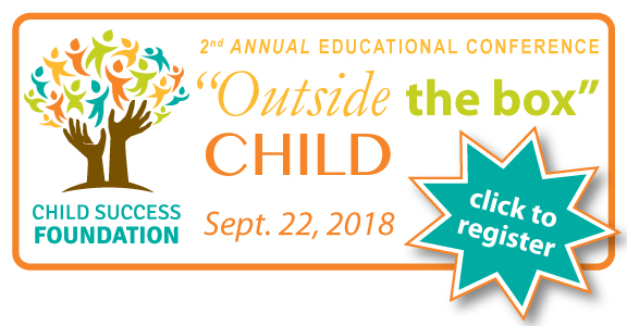 Child Success Foundation Event