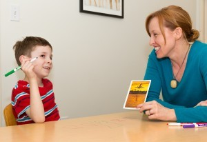 Speech Therapy Evaluation - Child Success Center - Santa Monica, California