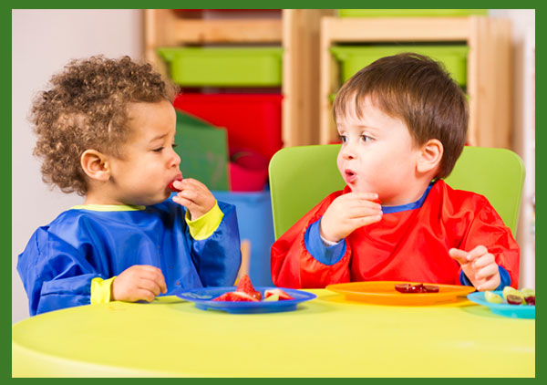 Feeding Therapy for Infants, Toddlers, Children and Adolescents