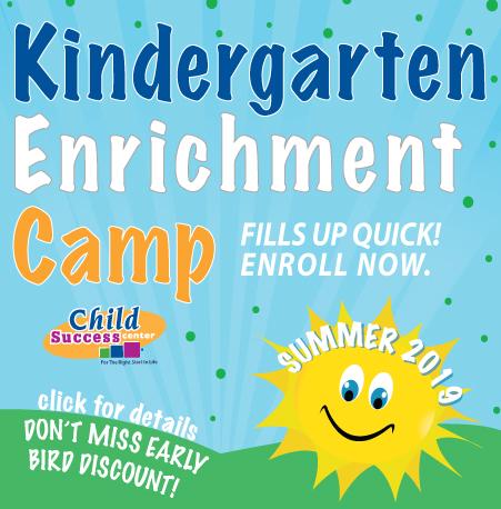 Kindergarten Enrichment Camp