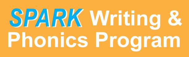 SPARK Writing & Phonics Program-Child Success Center