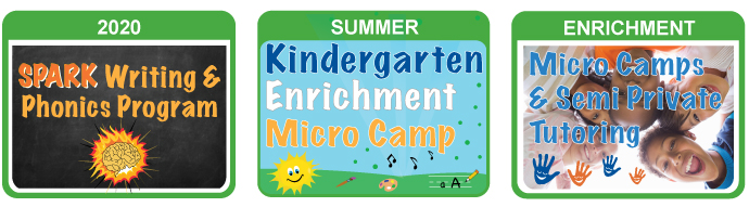 Summer learning and enrichment