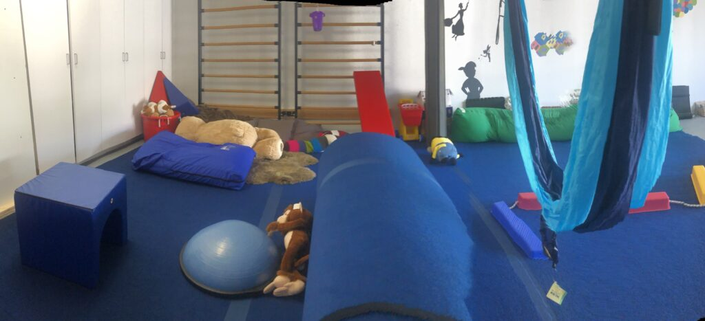 sensory motor gym friendship club Child Success Center