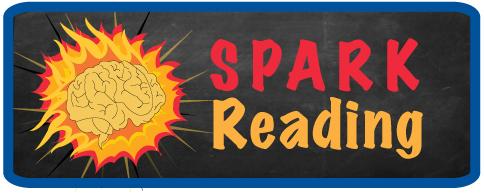 SPARK Summer Program - reading support