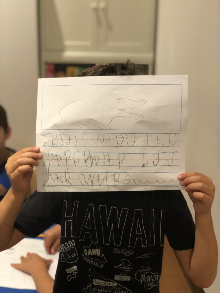 SPARK Summer Writing Program - child success center