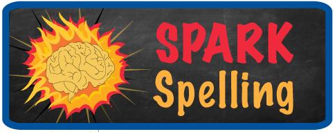 SPARK Writing and Spelling Summer Program - Child Success Center