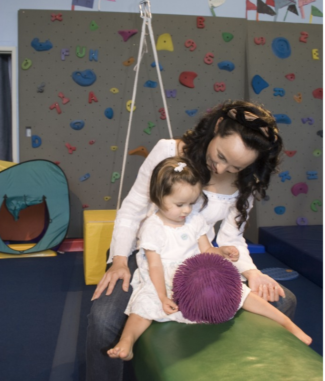 play speech therapy